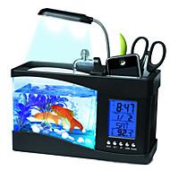 Mini-akvaariot Taustakuvat Koristeet Keinotekoinen Kytkimillä Muovi Maalattu