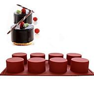 לתבנית אפייה משומנת לעוגה לקבלת Cupcake Other סיליקוןריצהאיכות גבוהה חג המולד חג ליל כל הקדושים חתונה יום הולדת חג פסחא לשנה החדשה חג