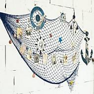 קיר תפאורה פוליאסטר/כותנה מודרני וול ארט,1