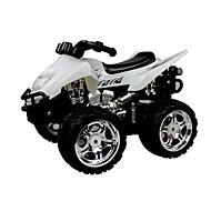 Motorcycle JJRC 1:16 Gas RC Car AM White Ready-To-Go Remote Control Car