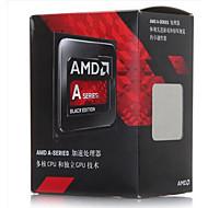 AMD APU series A6-7400 k dual-core R5 nuclear FM2  interface box CPU processor