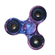 Fidget spinners Hand Spinner Speeltjes Tri-Spinner ABS Kunststof Metaal EDCKantoor Bureau Speelgoed Relieves ADD, ADHD, Angst, Autisme