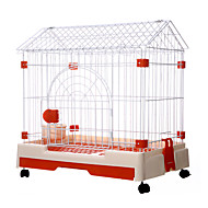 Pet With Pet Cage Dog Bed Dog Toilet