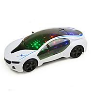 レーシングカー おもちゃ 車のおもちゃ 1時32分 プラスチック アイボリー プラモデル&組み立ておもちゃ