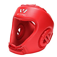 solide pu / eva sport beschermende boksen hoofddeksels