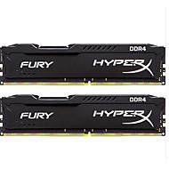 Kingston RAM 16ギガバイトキット(8ギガバイト* 2) DDR4の2400MHzの デスクトップメモリ HX424C15FB2K2/16 PNP