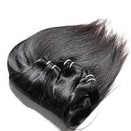 도매 최고 품질의 인도 머리, 4 개 / 많은 연속 100 % 인도 머리 연장