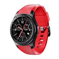 無線LAN / SIM / GPSとles16の多機能スマートブレスレット/スマート腕時計/ブルートゥース4.0 mtk6580 1.3GHzのクアッドコア512/8ギガバイトスマート腕時計の電話lemfo