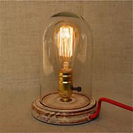 40 Rusztikus Íróasztallámpa , Funkció mert LED Szemvédelem , val vel Egyéb Használat Ki/Be kapcsoló Kapcsoló
