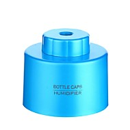 The USB Mini Humidifier The Second Generation Cap Humidifier With The Bottle Ultrasonic Aroma Humidifier