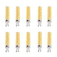 5W G9 G4 G8 BA15d Lâmpadas Espiga T 136 SMD 5730 400 lm Branco Quente Branco Frio Regulável Decorativa AC 220-240 AC 110-130 V 10 pçs