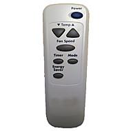 erstatning for Goldstar klimaanlegget fjernkontroll modellnummer 6711a20066a 6711a90019a fungerer for bg5200er gwhd6005r gwhd6500r