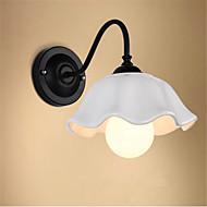 AC 220-240 5 E26/E27 Moderno/contemporaneo Rustico Pittura caratteristica for LED Stile Mini Lampadina inclusa,Luce ambientLampade da