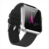 yym88 Pulsmesser multifonction bracelet intelligent / SmartWatch / Bluetooth 4.0 mtk2502 / sim / gps / support carte sim tf horloge