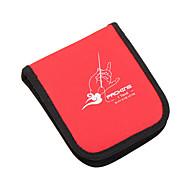 旅行用裁縫セット 携帯用 小物収納用バッグ のために 携帯用 小物収納用バッグレッド