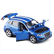 풀 백 미니어쳐 차량 장난감 모델 & 조립 장난감 차 메탈 플라스틱