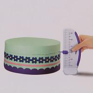 Škála pro Cake pro chléb Plast DIY Vysoká kvalita Šetrný k životnímu prostředí