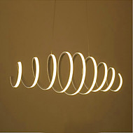Luzes Pingente ,  Contemprâneo Tradicional/Clássico Pintura Característica for LED Estilo Mini AlumínioSala de Estar Sala de Jantar