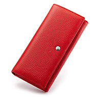 Fashion Genuine Leather Women Purse Wallets Female Short Wallet For Credit Card Ladies Small Wallets Clutch M197