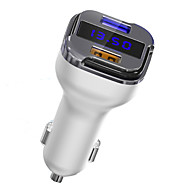 Fast Charge Multi Ports US Plug 2 USB Ports Charger Only DC 5V/4.8A