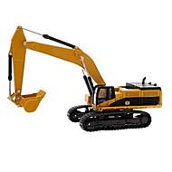 צעצועים צעצוע בניה ודגם מכונות חפירה מתכת
