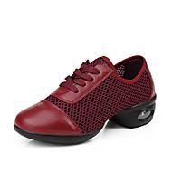 Düşük Topuk-Deri Sentetik-Dans Sneakerları-Kadın-Kişiselletirilmemiş