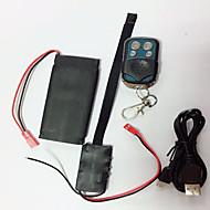 Hd 1080p diy módulo câmera vídeo mini dv dvr movimento com controle remoto