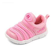 Boys' Loafers & Slip-Ons Summer Moccasin PVC Casual Flat Heel Blushing Pink Red Black White