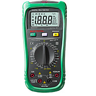 Multimeter ms8260c china instrument 3 1/2 bit full beskyttelse ikke-kontakt spenningsdeteksjon digital multimeter