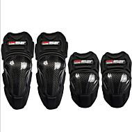 Ugljični vlakno pro-biker motociklom lakat&Štitnici koljena zaštitnici motocross oprema oprema za zaštitu koljena p18