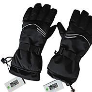 Ski-Handschuhe Vollfinger Unisex Sporthandschuhe warm halten Wasserdicht tragbar Verhindert Scheuerung SchützendSkifahren Eislaufen