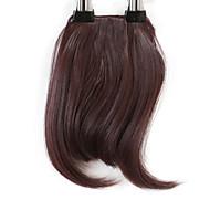 Neitsi 1pcs 8 '' 25g / pc auf Haar Franse kurzes gerade synthetisches Haar in Clip Pony 99j #