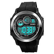 Skmei® Men's Outdoor Sports LED Digital Multifunction Wrist Watch 50m Waterproof Assorted Colors