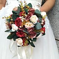 Bryllupsblomster Rund Roser Buketter Fest & Aften Sateng