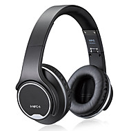 Nfc 2in1 twist-out luidspreker bluetooth hoofdtelefoon met FM radio / aux / tf kaart mp3 sport magische hoofdband draadloze headset