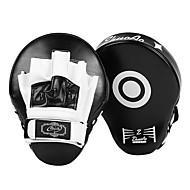 Boxen und Kampfsport-Pad Boxhandschuhe Zielscheiben für Kampfsportarten Schlagpolster Boxsport TaekwondoGeschwindigkeit Profi Level