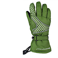 lyžařské rukavice Celý prst Vše Akvitita a sportZahřívací Voděodolný Odolný vůči větru Odolný vůči sněhu Prodyšné Protiskluzový Odolný