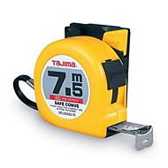 Tajima Hilock målebånd 25-75 med sikkerhetsspenne 7,5m * 25mm