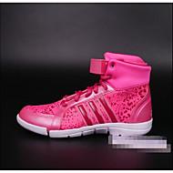 女性の運動靴の春の快適な合成屋外