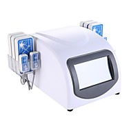 100mW Diodes Laser Lipolysis Whole Body Slimming Device With 10 Pads For Use