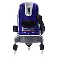 Deke® 5line 530nm laser verde infravermelho marcação instrumento nivelamento linha laser