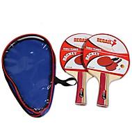 2 Sterne Ping Pang/Tischtennis-Schläger Ping Pang Gummi Kurzer Griff Andere