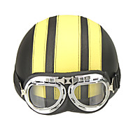 Poloviční helma ABS Motocyklové helmy