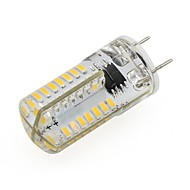 3W G8 LED betűzős izzók T 80 SMD 3014 280 lm Meleg fehér Hideg fehér Dekoratív 110-120 V 1 db.