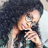 Indian Virgin Hair With Lace Closure 360 Lace Frontal With Bundle Curly Hair Deep Wave Hair Bundles With 360 Lace Frontals