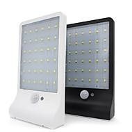 Sollys integreret væglampe have landskab have krop sensor 36led streetlights udendørs vandtæt