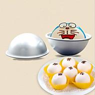 pečicí formy pro Cake pro Ice pro Chocolate pro Candy Kov Hliník DIY Vysoká kvalita Šetrný k životnímu prostředí