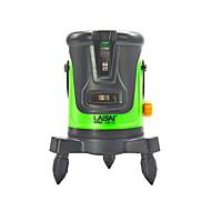 Laisai® 2-linje 635nm infrarød grønn laser merking instrument nivelleringslinje laser