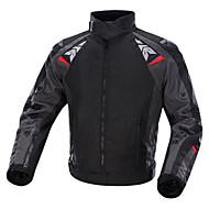男性用 バイク トップス 防水 防風 耐久性 快適 保護 コットン テリレン オックスフォード スポーツ サイクリング/バイク オートバイ