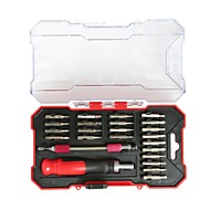 Workpro® 24 in 1 Reparaturwerkzeug-Set Multifunktions-Präzisions-Schraubendreher-Set